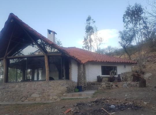 Zdjęcia obiektu: Eco Arte Hostel - Coimata - Chalet de montaña