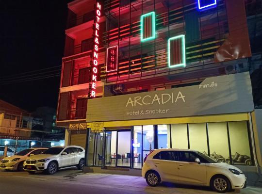Hotel photos: Arcadia Hotel & Snooker