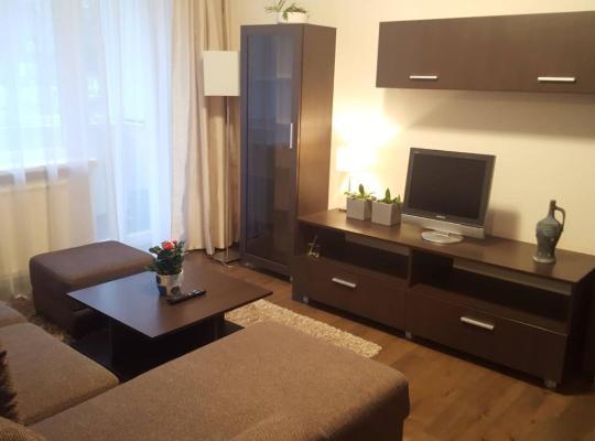 Képek: Apartamentai Dainų II