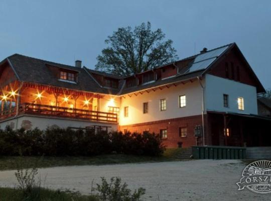 ホテルの写真: Őrszem Fogadó