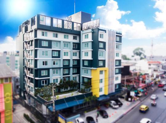Otel fotoğrafları: Empress Pattaya Hotel