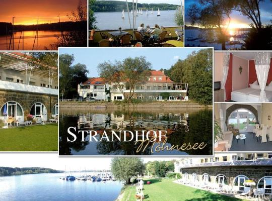 Hotel foto 's: Hotel Strandhof Möhnesee
