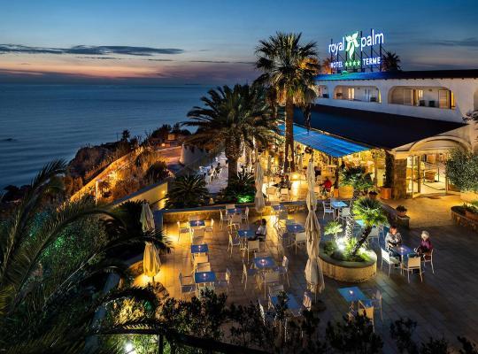 Фотографии гостиницы: Hotel Terme Royal Palm