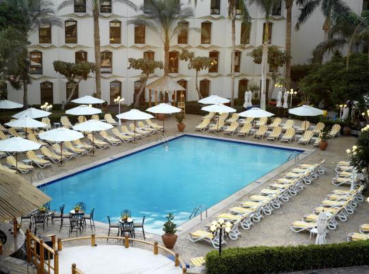 ホテルの写真: Le Passage Cairo Hotel & Casino