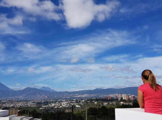 Hotelfotos: Casa Barrios, vista la ciudad, a 25min de Z.10