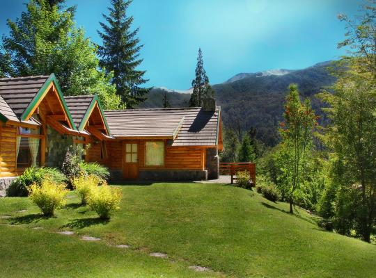 Ảnh khách sạn: Cabañas Aldea de los Andes