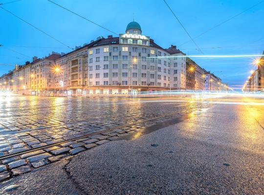 Hotel foto 's: Novum Hotel Vitkov Prag