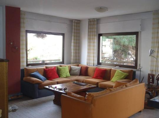 Hotelfotos: Ευρύχωρο και φωτεινό διαμέρισμα