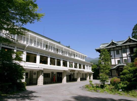 Viesnīcas bildes: Nikko Kanaya Hotel