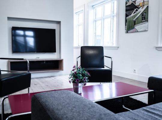 Фотографії готелю: Luna Apartments - Laugavegur 37