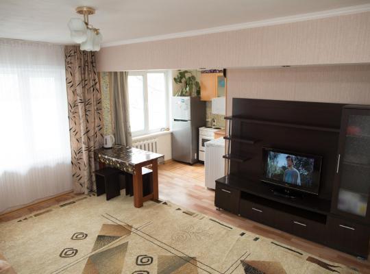 Foto dell'hotel: 3-room apartment on Gagarin Boulevard