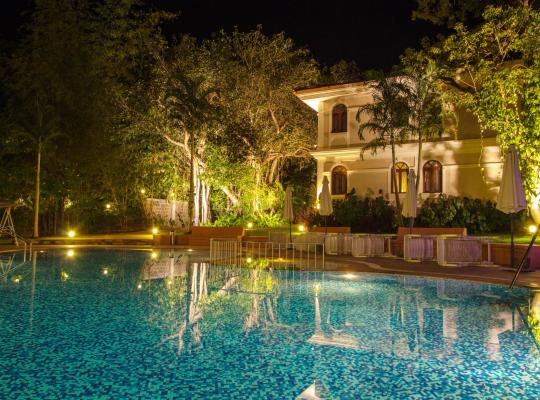 Fotos de Hotel: Hacienda De Goa Resort