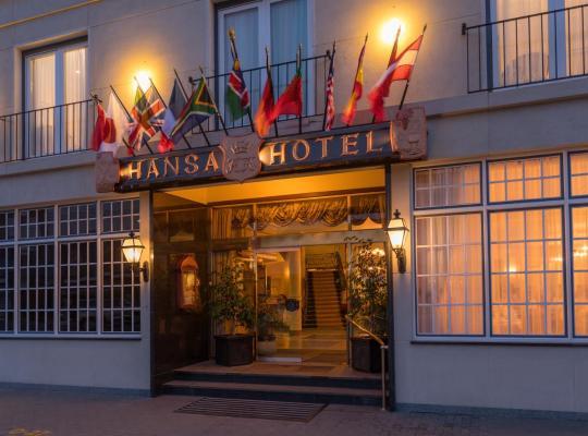 酒店照片: Hansa Hotel Swakopmund