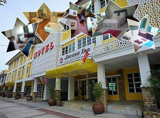 Хотел снимки: Arwana Inn Tok Bali