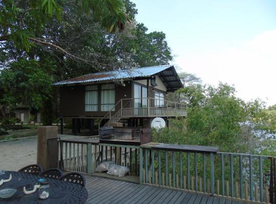 酒店照片: Namwi Island Lodge & Camping (26939)