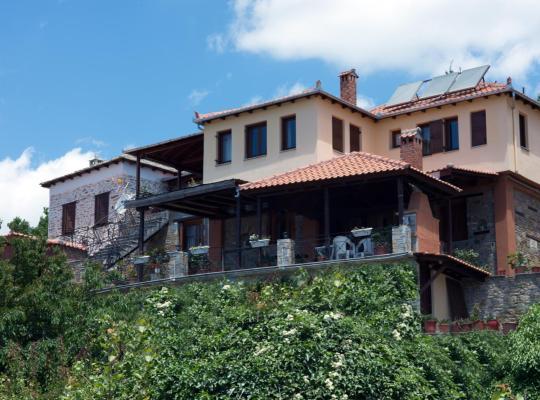 Hotellet fotos: Mansion Terpou