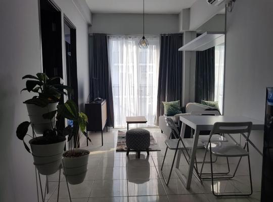 Φωτογραφίες του ξενοδοχείου: Apartemen City Light, Ciputat, Tangerang Selatan.
