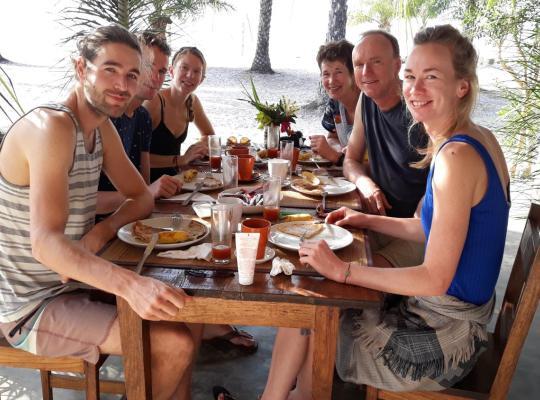 Хотел снимки: Bubaque Island Hotel