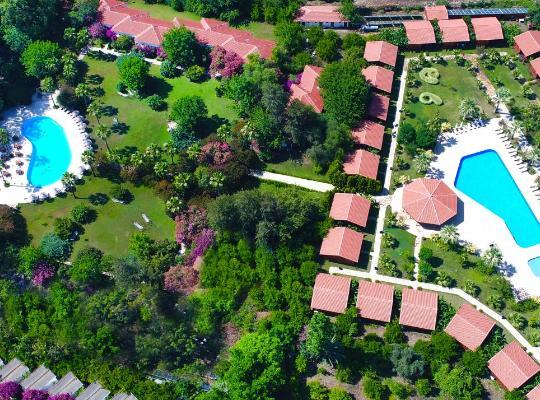 ホテルの写真: Cirali Hotel Odile