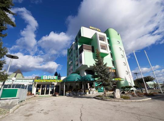 Viesnīcas bildes: Hotel & Casino Žalec