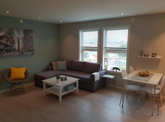 酒店照片: Apartment in Bodø