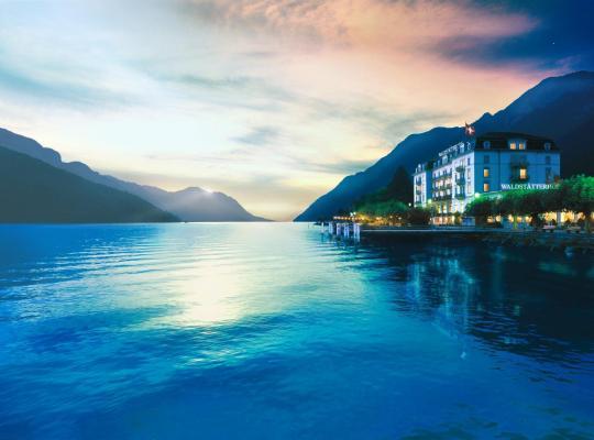 ホテルの写真: Seehotel Waldstätterhof Swiss Quality