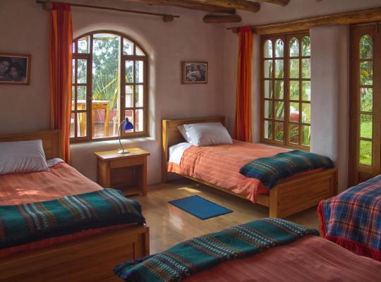 Φωτογραφίες του ξενοδοχείου: La Casa Sol Andean Lodge