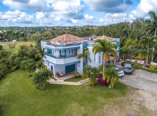 ホテルの写真: Hotel Hacienda Agroturistico Vista Hermosa