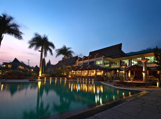 Photos de l'hôtel: Puteri Gunung Hotel