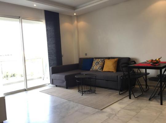 Fotos do Hotel: Rabat appartement moderne