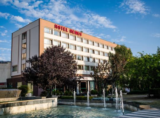 Zdjęcia obiektu: Hemus Hotel - Vratza