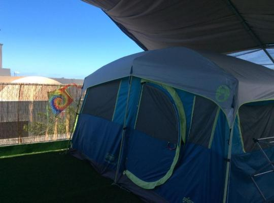 Hotel foto 's: Sandprints Rooftop Camping