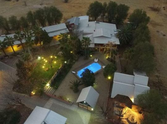 ホテルの写真: Goba Lodge & Rest Camp