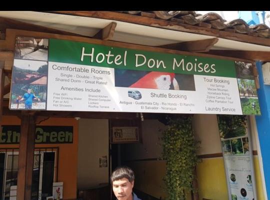 Viesnīcas bildes: Hotel Don Moisés