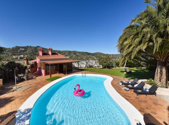 Képek: Finca Madroñal with Pool in Gran Canaria