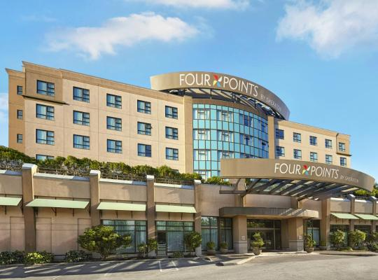 Hotel Valokuvat: Four Points by Sheraton Vancouver Airport