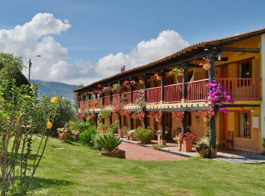 Hotel bilder: Hotel Spa Casa de Adobe