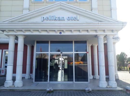 Хотел снимки: Pelikan Hotel