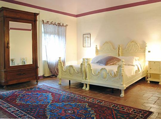 ホテルの写真: Villa Poggiolo Romantic Suite