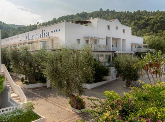 รูปภาพจากโรงแรม: Hotel Club Village Maritalia