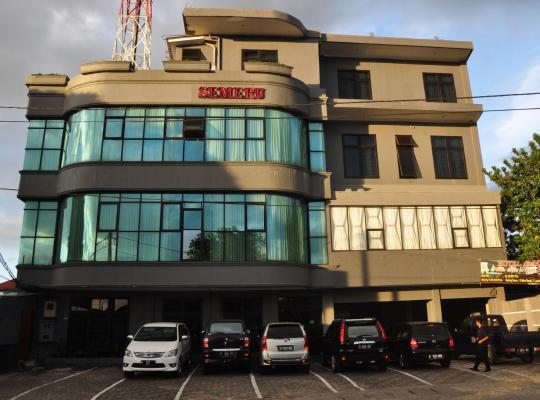 Хотел снимки: Hotel Semeru