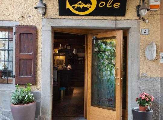 酒店照片: Albergo Ristorante Sole
