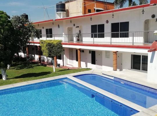 Φωτογραφίες του ξενοδοχείου: Hotel Quinta Paraiso