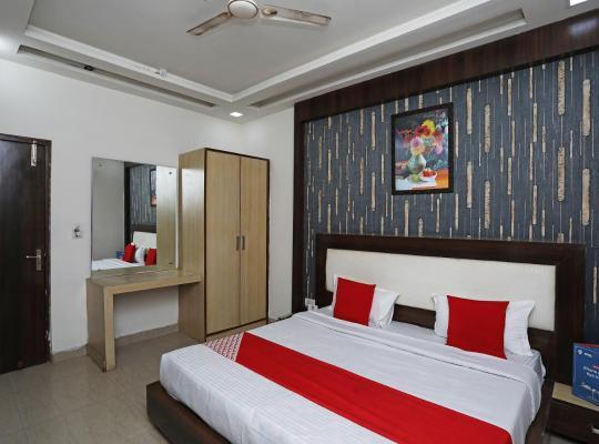 호텔 사진: OYO 23297 Hotel Vanaya Palace
