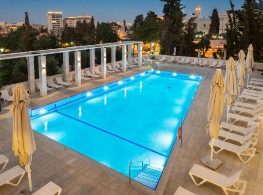 Képek: Leonardo Plaza Hotel Jerusalem