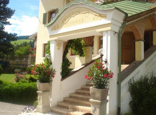 होटल तस्वीरें: Piccolohotel Tempele Garni
