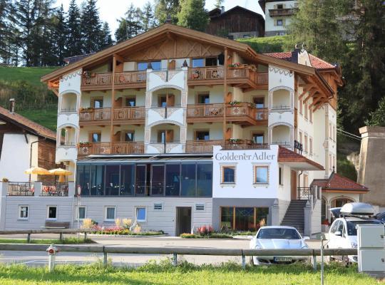 Otel fotoğrafları: Hotel Goldener Adler
