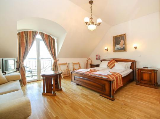 Hotel bilder: Panoráma Hotel Eger