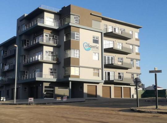 Hotel fotografií: Atlantic Apartment Unit410