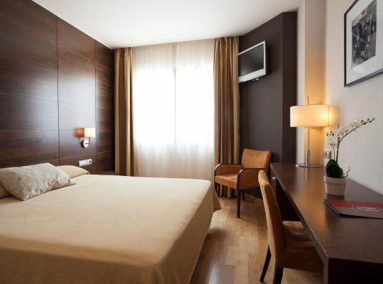 Φωτογραφίες του ξενοδοχείου: Hotel FC Villalba
